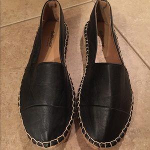 dollhouse ladies black shoes